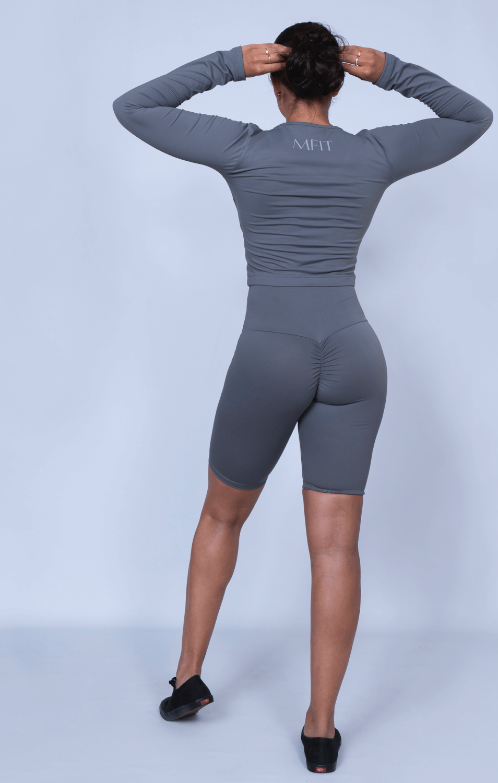 Shaper Bikershort Grey