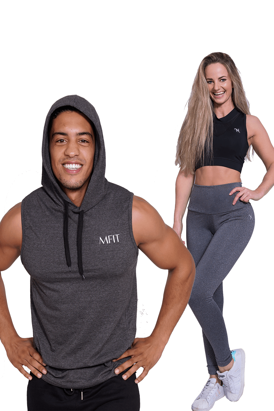 MFIT HISHERS Grey Set